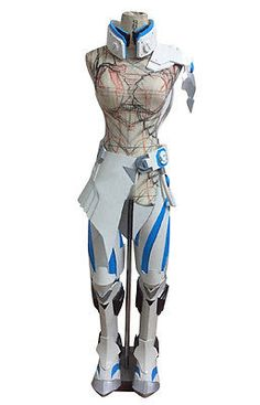 Image result for cyberspace sombra cosplay