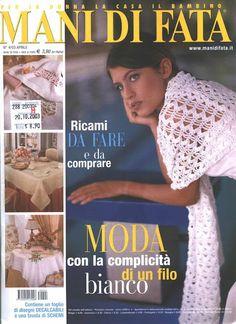 Ticot et Crochet ITalian Mani di Fata Bianco Totale châle et étolles blanche - christine - Picasa Web Album