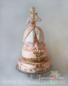 https://flic.kr/p/jHdbxf   Marie Antionette cake