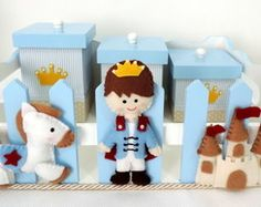 Kit higiene - tema príncipe