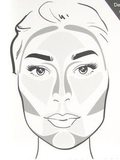 How I contour my face - ALCINA - Madame Keke