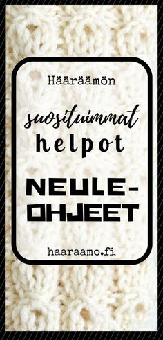 Kuvallinen neuleohje Crochet Chart, Knit Crochet, Knitting Socks, Knitted Hats, Easy Knitting Patterns, Yarn Crafts, Handicraft, Needlework, Handmade Art