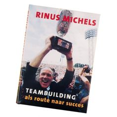 This is the book I wrote about the famous Dutch Soccer Coach Rinus Michels, also available in English, German and Japanese