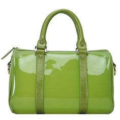 Lime green all day everyday even when not in season. Don't care. LOVE.
