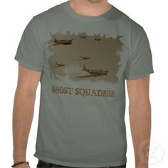 GHOST SQUADRON SHIRTS