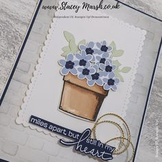 Free Paper, Card Designs, Creative Cards, Card Holders, Homemade Cards, Free Design, Stampin Up, Card Ideas, Bloom