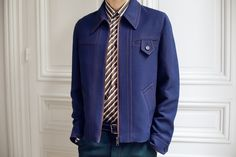 La veste couture de Prada