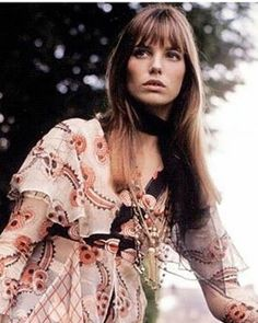Jane Birkin - The ultimate summer style muse!
