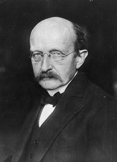 Max Planck Formulates Quantum Theory
