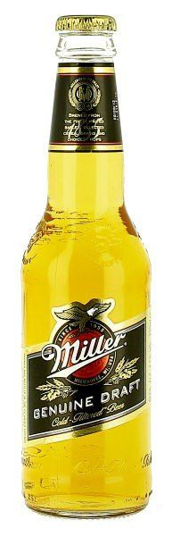 Miller Genuine Draft | Miller Coors