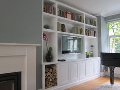 Storage room shelving ideas full size of basement storage room shelving ideas laundry shelf utility alcove . storage room shelving ideas building a basement Living Room Shelves, Living Room Storage, Storage Room, Home Living Room, Living Room Designs, Living Spaces, Basement Storage, Kitchen Storage, Alcove Storage