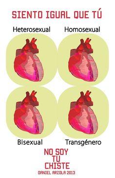 17 de mayo de 1990, la Organización Mundial de la Salud (OMS) excluyó la homosexualidad de la Clasificación Estadística Internacional de Enfermedades. 17 de Mayo día mundial de la lucha contra la Homofobia.  No Soy Tu Chiste es una campaña sobre sensibilización de la comunidad LGBTI por medio del Arte creada por Daniel Arzola.