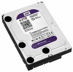 DYSK DO REJESTRATORA HDD-WD40PURX 4TB 24/7 WESTERN DIGITAL