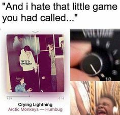 CRYING LIGHTNING!!!!! YOU'RE PAST TIMES CONFLICTED OF THE STRANGE AND TWISTED AND DERRANGED