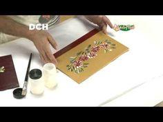 6° clase Pintura Decorativa - YouTube
