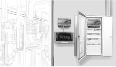 Human-Machine Interfaces (HMIs) Floor Plans, Dawn, February