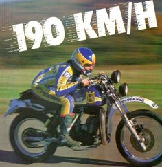 MMVV: HVA 190 KM/H