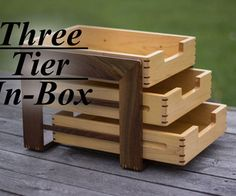 Fancy Shmancy In-box PLANS