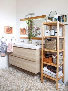 How To Maximize Your Tiny Apartment Storage Hacks And Ideas > Bathroom Storage Solutions, Home Organization, Home Furniture, Modern Furniture, Home Goods, Bedroom Decor, Shelves, House Design, Interior Design