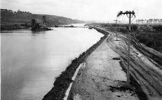 Rio Pinheiros, em 1957