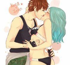 Lindo Mystic Messenger, My Candy Love, Anime Sensual, Boku No Academia, Natsume Yuujinchou, Manga Couple, Couple Relationship, I Love Bts, School Life