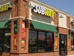 Subway is a fast food restaurant that specializes in offering submarine sandwiches and salads. Founded in 1965 the food restaurant is headquartered in Milford, Connecticut, United States.