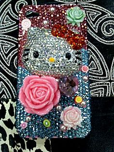 Hello Kitty! If only i had an iphone:(