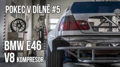 Pokec v dílně - Jak pokračuje stavba drifťáku BMW kompresor