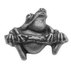 Belwith Keeler 1 1/4 inches Cabinet Knob, Frog
