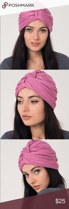 Turban for women Turban is made from 100% natural cotton. Accessories Hats