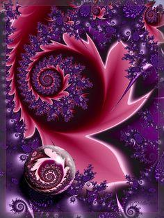 Pink Petals by Shadoweddancer on DeviantArt