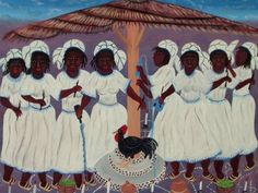 Food for the Gods: Link of Vodou to Haiti's Agriculture, a Legacy of the Ancestors