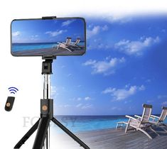 3 in 1 Wireless Bluetooth Selfie Stick With Shutter Remote  Mini Tripod Selfies, Bluetooth Remote, Selfie Stick, Stainless Steel Material, Electronics Gadgets, Phone Holder, Cell Phone Cases, Wind Turbine, Super Deal