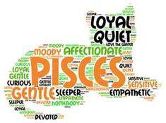PISCES FEBRUARY 19– MARCH 20 #pet #zodiac #pisces