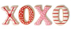 Cookie Cutter Alphabet Large Set of 26  $35.00 http://www.fancyflours.com/product/Cookie-Cutter-Alphabet-Large-Set-of-26-Tin/s
