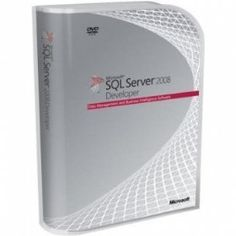 Microsoft SQL Server 2008: Developer Edition, (databases, microsoft, sql server 2008, software development, sql server, tools, 2008, data analysis, developer, enterprise)