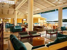 Camino Real Acapulco Diamante, Lobby Bar