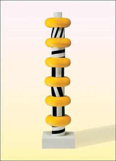 Totem Odalisca d'Ettore Sottsass pour Bitossi