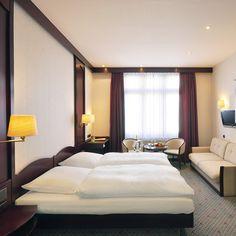 Doppelzimmer im Hotel Imperial Köln