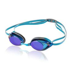 Make your swim clearer and more comfortable with the new Speedo Rio Collection Vanquisher Mirrored Swim Goggles! - Goggle - Ideas of Goggle Swimming Equipment, Swimming Gear, Sports Equipment, Goggles Swimming, Swimming Glasses, Andrew Christian, Water Sports, Sport Outfits, Gears