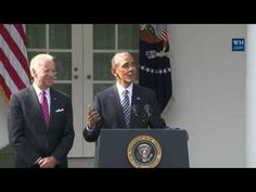 President Obama Delivers a Statement - YouTube ~ Mr. President, what are we going to do without your leadership... I pray that the world isn't doomed.. although I fear it might be...