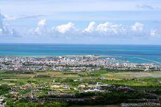 Ishigaki Island (Yaeyama Islands, Okinawa) is great for snorkeling, canoeing etc. ^__^