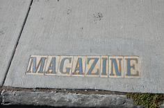 Magazine St. New Orleans