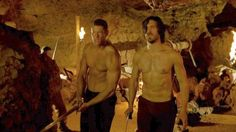 Men of Merlin: Shirtless Men of the Week Gwaine Merlin, Merlin Show, Merlin Fandom, Merlin And Arthur, Tom Hopper, Actor Picture, Band Of Brothers, Black Sails, Actor