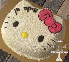 Hello Kitty - Cream Cake