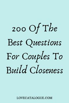In order for a relationship to last long-term, you need to be on the same page with your lover. Here are 200 questions to ask your lover to spice things up. Relationship Questions, Serious Relationship, Marriage Relationship, Relationships Love, Love And Marriage, Healthy Relationships, Marriage Tips, Couple Questions, Dating Questions