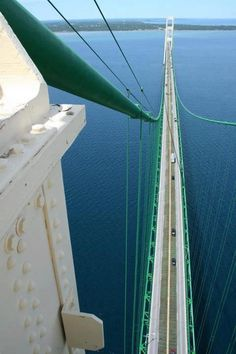 Mackinac Bridge by Kay Golden Hughes