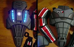 Mass Effect N7 Armor, I so want this. :D