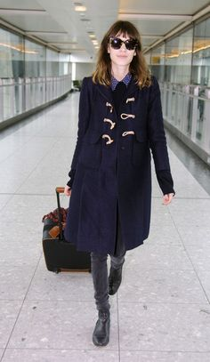 STYLE ICON: ALEXA CHUNG - perfect winter look
