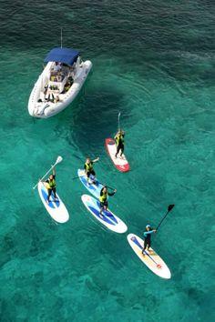 Paddle en Isla de Lobos,... SUPADVENTURE